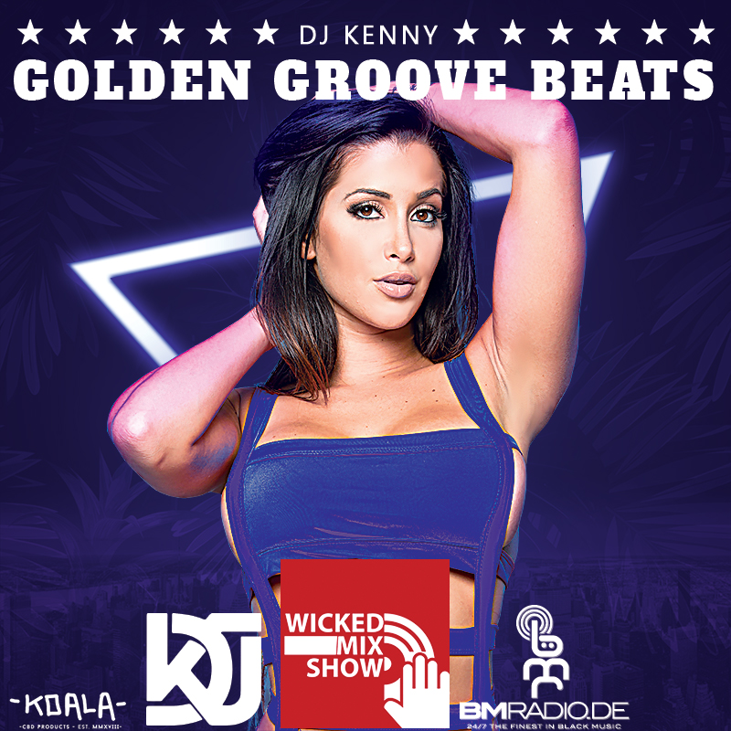 Wicked!Mixshow - Golden Groove Beats with DJ Kenny